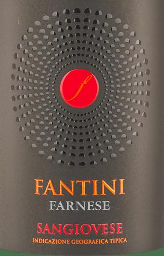 Fantini Sangiovese z Farnese Vini je ovocné, odrodové a presvedčivé červené víno z talianskeho vinárskeho regiónu Abruzzo. V pohári sa toto víno prezentuje v bohatej granátovej červeni s čerešňovo-červenými zvýrazneniami. Ovocná kytica odhaľuje zrelé vône čerešní, sliviek, ostružin a malin. K týmto poznámkam je priložená jemná drevená nuancia. Toto vyvážené červené víno zaujme svojím stredne ťažkým telom, príjemnými taninami a vynikajúcim pomerom ceny a výkonu. Odporúčanie jedla pre Magnum Fantini Vini Sangiovese Vychutnajte si toto suché červené víno z Talianska s talianskou kuchyňou, mäsom alebo pečenými rybami.
