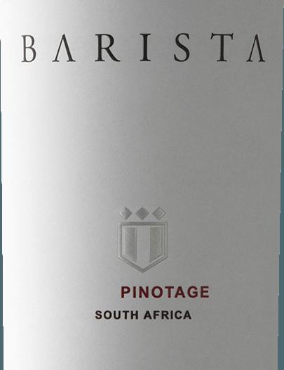 Pinotage by Barista z juhoafrického vinohradníckeho regiónuWestern Cape je výnimočné, vinohradnícke a módne červené víno, ktoré interpretuje charakteristické juhoafrické hrozno Pinotage v kávovom štýle. V pohári má toto víno bohatú rubínovú červenú s fialovými svetlami. Nos si vychutnáva výraznú kyticu, ktorá odhaľuje intenzívne ovocné arómy zrelých moruše, šťavnaté slivky a maraschino čerešne - dokonale sprevádzané sladkými tónmi vanilky, espresso a čokolády mocha. Dokonca aj na poschodí nádherná aróma pokračuje a zlučuje sa s šťavnatými taninami a mäkkou textúrou. Telo bohaté na látky tiež vie, ako sa prezentovať a sprevádza sa v príjemne pikantnom dlhom finále. Vinifikáciavína Barista Pinotage Za toto červené víno zodpovedá pivničný majster Bertus Fourie, ktorý používa hrozno Pinotage z Robertsonu. Toto víno sa vinifikuje vo vinárstve Val de Vie. Zberaný materiál sa klasicky fermentuje v nerezových nádržiach a po ukončení procesu fermentácie dozrieva vo francúzskych dubových sudoch. Odporúčania týkajúce sa potravín pre Pinotage of Barista Vychutnajte si toto suché červené víno z Južnej Afriky so smaženými kačacími prsiami, chrumkavým pečeným bravčovým bruchom alebo s talianskou klasickou pizzou. Ale toto víno je tiež pochúťkou pre dezerty s čokoládou a praženými kávovými zrnami.