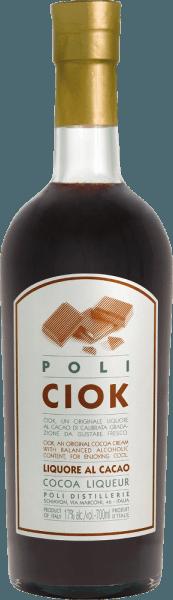 Kakaový likér Poli Ciok od Jacopo Poli je krémový čokoládový likér, ktorý sa rafinuje pomocou Poli Grappa. Absolútna pochúťka pre všetkých fanúšikov čokolády. V pohári sa tento likér predkladá v silnej hnedej čokoláde. Intenzívna kytica nádherne vonia tmavým jemným kakaom a typickou jemnou vôňou Poli Grappa. Na poschodí, samozrejme, pokračuje s bujnou, tmavou čokoládou. Nádherne krémová, krémová textúra sprevádza dlhé, pretrvávajúce dozvuky. Výroba kakaového likéru Poli Ciok Pre tento krémový likér Poli používa jemnú horkú čokoládu, mlieko čerstvé mlieko a samozrejme vlastnú grappu na vyčarovanie tohto lahodne krémového čokoládového likéru. Odporúčanie na podávanie kakaového likéru Poli Ciok Jacopo Poli Podávaj tento čokoládový likér ochladený dezertmi - ako je zmrzlina, puding alebo koláč.