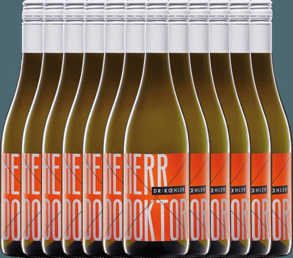 12er Vorteils-Weinpaket - Herr Doktor 2019 - Dr. Koehler