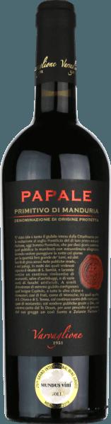 Papale Primitivo di Manduria DOP 2019 - Varvaglione