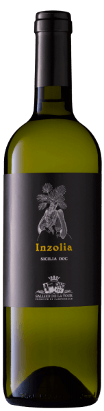 Inzolia Sicilia DOC 2020 - Sallier de La Tour