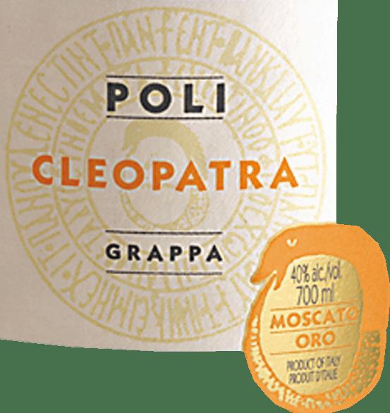 Cleopatra Moscato Oro od Jacopo Poli je harmonická, aromatická grappa destilovaná výlučne z výliskov hrozna Moscato (100%). V pohári sa táto brandy marc leskne v žiarivom zlate s trblietavými odrazmi. Aromatické tóny kvetov a čerstvého citrusového ovocia s jemnými pikantnými nuansami dubovej zmesi do harmonickej kytice. Na poschodí, táto grappa presvedčí s čistotou a jemnosťou. Plné telo je nádherne vyvážené a sprevádza ho jemná hodvábna textúra s jemnou sviežosťou a korenením. Destilácia Jacopo Poli Moscato Oro Cleopatra Stále čerstvé výlisky sa vypaľujú v Crysopea - to je modelované na starobylom vodnom kúpeli alambic, ktorý pracuje s vákuom.Po procese pálenia má táto grappa stále 75% objemu. Pridaním destilovanej vody dosahuje toto brandy z výliskov obsah alkoholu 40 obj. %. Potom táto grappa krátko odpočíva v dubových sudoch a nakoniec sa naplní do fľaše. Odporúčanie pre Kleopatru Moscato Oro Jacopo Poli Grappa Táto grappa je nádherný tráviaci prostriedok, ktorý najlepšie odhalí svoju rozmanitosť chutí pri teplote podávania 15 až 18 stupňov Celzia. Alebo odovzdať tento marc brandy ovocný koláč a sušienky.
