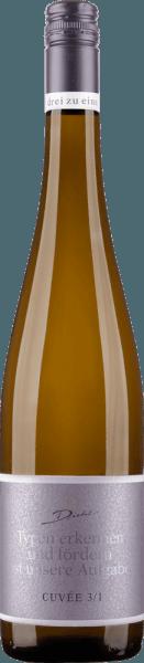 Aroma Cuvée Drei zu Eins trocken 2019 - A. Diehl