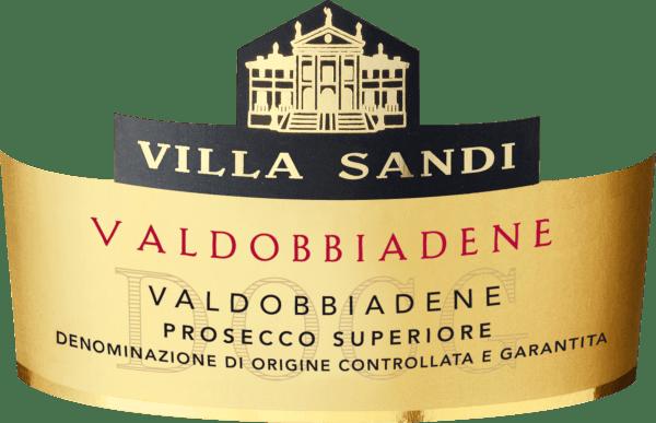 Villa Sandi Prosecco Superiore Valdobbiadene Spumante Extra Dry prináša prvotriedne Prosecco Spumante do pohára na víno. Predstavuje nádherne brilantnú platinovú žltú farbu. Toto Prosecco Spumante v strede vykazuje výraznú farbu. Kytica Prosecco Spumante z Veneta zaujme vôňou citrónovej trávy, citrónu, levandule a moruše.Hlavne vďaka svojmu ovocnému typu je toto víno výnimočné. Villa Sandi Prosecco Superiore Valdobbiadene Spumante Extra Dry odhaľuje neuveriteľne ovocnú chuť na jazyku, čo je samozrejme aj vďaka jeho zvyškovému sladkému chuťovému profilu. Svetlonohé a komplexné, toto ľahké a zamatové Prosecco Spumante sa prezentuje na poschodí. Vďaka vyváženej ovocnej kyslosti Prosecco Superiore Valdobbiadene Spumante Extra Dry lichotí s príjemným poschodím bez chýbajúcej čerstvosti. Finále tohto zrelého Prosecco Spumante z vinohradníckeho regiónu Veneto konečne presvedčí krásnym ozvením. Vinifikácia Prosecco Superiore Valdobbiadene Spumante Extra Dry by Villa Sandi Elegantné Prosecco Superiore Valdobbiadene Spumante Extra Dry z Talianska je čisté šumivé víno vyrobené z odrody hrozna Glera. Po ručnom zbere hrozno okamžite dorazí do vinárstva. Tu ste triedené a starostlivo mleté. Potom nasleduje fermentácia v nerezovej nádrži pri kontrolovaných teplotách. Po jeho ukončení môže Prosecco Superiore Valdobbiadene Spumante Extra Dry pokračovať v harmonizácii jemných kvasiniek niekoľko mesiacov. Odporúčanie jedla pre Prosecco Superiore Valdobbiadene Spumante Extra Dry by Villa Sandi Toto Prosecco Spumante z Talianska by sa malo vychutnať veľmi dobre chladené pri teplote 5 - 7°C. Je ideálny ako spoločník na pečenie jabĺk s jogurtovou omáčkou, hruškovo-vápeňovým štrúdlom alebo mandľovým mliečnym želé s liči. Ocenenia pre Prosecco Superiore Valdobbiadene Spumante Extra Dry od Villa Sandi Okrem pomeru ceny a kvality môže toto Prosecco Spumante z vily Sandi získať aj ocenenia vrátane medailí. Podrobnejšie sú to Mundus Vini - Gold