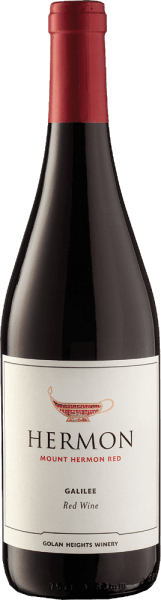 Mount Hermon Red 2020 - Golan Heights Winery