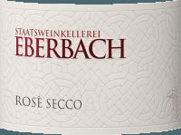 Vorschau: Rosé Secco - Eberbach