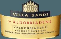 Vorschau: Prosecco Superiore Valdobbiadene Spumante Extra Dry DOCG 1,5 l Magnum - Villa Sandi