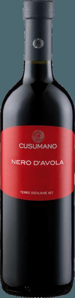 Nero d'Avola Terre Siciliane IGT 2019 - Cusumano