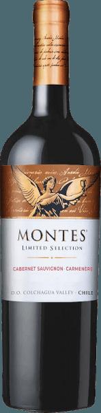 Limited Selection Cabernet Sauvignon Carmenère 2019 - Montes