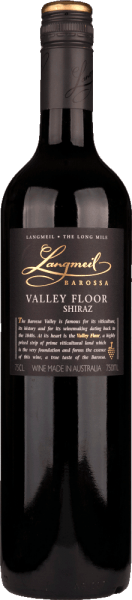 Valley Floor Shiraz Barossa Valley 2017 - Langmeil