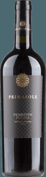 Primasole Primitivo Puglia 2019 - Cielo e Terra