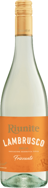 Lambrusco Bianco Emilia IGT - Cantine Riunite