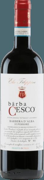 Bärba Cesco Barbera d'Alba Superiore DOC 2018 - Elio Filippino