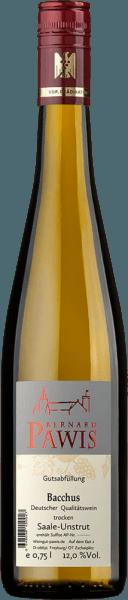 Bacchus trocken 2020 - Pawis