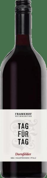 Tag für Tag Dornfelder halbtrocken 1,0 l 2018 - Frankhof Weinkontor