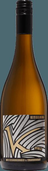 Chardonnay & Weißburgunder trocken 2020 - Lukas Kesselring