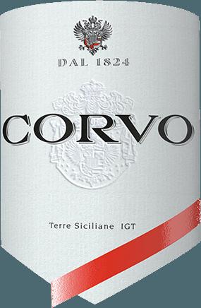 Mit dem Duca di Salaparuta Corvo Rosso Terre Siciliane kommt ein erstklassiger Rotwein ins Weinglas. Hierin zeigt er eine wunderbar brillante, rubinrote Farbe. Das Bouquet dieses Rotweins aus Sizilien zieht in den Bann mit Nuancen von schwarze Johannisbeere, Schwarzkirsche, Heidelbeere und Maulbeere.Gerade seine fruchtbetonte Art macht diesen Wein so besonders. Der Corvo Rosso Terre Siciliane von Duca di Salaparuta ist optimal für alle Weinliebhaber, die es trocken mögen. Dabei zeigt er sich aber nie karg oder spröde, wie man es natürlich bei einem Wein im gehobenen Preiseinstieg erwarten kann. Durch die ausgeglichene Fruchtsäure schmeichelt der Corvo Rosso Terre Siciliane mit weichem Gefühl am Gaumen, ohne es dabei an saftiger Lebendigkeit missen zu lassen. Vinifikation des Duca di Salaparuta Corvo Rosso Terre Siciliane Grundlage für den eleganten Corvo Rosso Terre Siciliane aus Sizilien sind Trauben aus den Rebsorten Nerello Mascalese und Nero d'Avola. Die Trauben wachsen unter optimalen Bedingungen in Sizilien. Die Reben graben hier ihre Wurzeln tief in Böden aus Kalkstein. Nach der Handlese gelangen die Weintrauben zügig in die Kellerei. Hier werden sie selektiert und behutsam aufgebrochen. Es folgt die Gärung im großen Holz bei kontrollierten Temperaturen. Der Vergärung schließt sich eine Reifung über 12 Monate in Fässern aus Eichenholz an. Speiseempfehlung für den Corvo Rosso Terre Siciliane von Duca di Salaparuta Dieser Italiener sollte am besten temperiert bei 15 - 18°C genossen werden. Er passt perfekt als begleitender Wein zu Boeuf Bourguignon, Lauchsuppe oder Lauch-Tortilla.