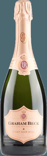 Cap Classique Brut Rosé Vintage 2015 - Graham Beck