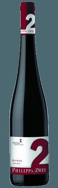 Komplexne vyzerajúci Philippov Zwei Rotweincuvée od Phillipa Kuhna zaujme pôsobivou eleganciou. Červené víno vyžaruje intenzívnu vôňu lesného ovocia, sprevádzanú jemnou čokoládou a bylinnými tónmi. Nádych vianočné korenie zaokrúhľuje vôňu a biely korenie poskytuje krásny aha efekt. Silné taníny mu dávajú potrebný kúsok a dlhý život. Vinifikácia/výroba Takmer dva roky dozrieva táto zmes v dvojročných dubových sudoch.Rovnako ako všetky červené vína Philippa Kuhna, víno bolo fermentované nekompromisne. Po ručnom zbere sa stonky červeného hrozna oddelia a hrozno sa uskladní v nádobe na kašu. Fermentácia prebieha počas 10 dní až 3 týždňov. Počas obdobia približne 20 mesiacov sa skladuje na zrenie v dvojročných francúzskych dubových sudoch. Nápad na podávanie/Párovanie jedál Philippovo Zwei Rotweincuvée od Phillipa Kuhna je veľmi dobrým sprievodcom silných mäsových jedál. Ocenenia/Ceny za minulé roky Eichelmann - Ascendant of the Year 2010Gault Millau - Ascendant of the Year 2011