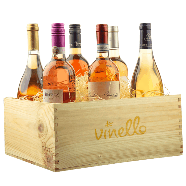 Großes Rosé-Abo je 6 Flaschen à 0,75 l
