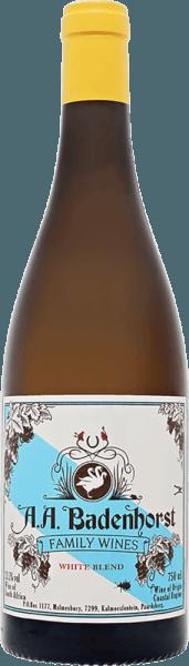 White Blend Swartland WO 2018 - A.A. Badenhorst