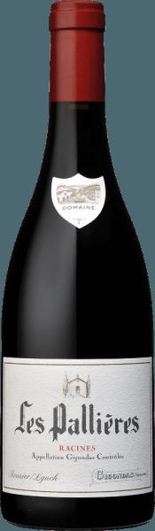 Les Pallières Racines Gigondas AOC - Vignobles Brunier