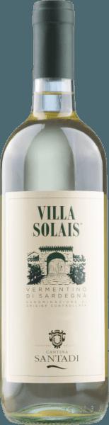 Villa Solais Vermentino DOC 2019 - Cantina di Santadi