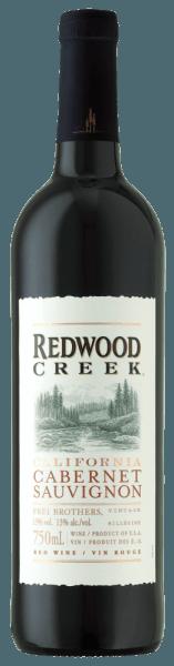 Cabernet Sauvignon Redwood Creek od Frei Brothers sa prezentuje v pohári v tmavom rubínovom červenom a zvádza vôňou malin a ostružin, ktoré sprevádza jemná vanilka. Toto okrúhle a telo-objímajúce červené víno z Kalifornie je mäkké na poschodí. Poznámky kakaa a ostružinového džemu sa menia na dlhý povrch. Odporúčanie jedla pre Cabernet Sauvignon Redwood Creek od Frei Brothers Vychutnajte si toto suché červené víno so steakmi a náhradnými rebrami alebo s tmavou penou au chocolat.