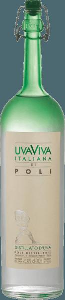Uva Viva Italiana di Poli spoločnosti Jacopo Poli je čerstvé, živé hroznové brandy destilované z odrôd hrozna Malvasia (60%) a Moscato (40%). V skle je táto značka prezentovaná v čírej, transparentnej farbe. Jemná ovocná kytica sa vyznačuje intenzívnymi tónmi zrelých marhúľ, šťavnatých hrušiek a kvetinových tónov pomarančových kvetov. Na poschodí, tento taliansky hroznový brandy presvedčí s čerstvou textúrou a živé telo. Destilácia Uva Viva Italiana di Poli Hrozno Malvasia a Moscato sa najprv fermentuje v nádržiach z nehrdzavejúcej ocele pri kontrolovanej teplote. Potom sa toto víno tradične destiluje spolu s hroznom v starých medených horákoch. Po destilačnom procese má toto hroznové brandy stále 75% objemu. Pridaním destilovanej vody dosahuje Uva Viva Italiana di Poli obsah alkoholu 40 obj. %. Potom toto hroznové brandy odpočíva najmenej 6 mesiacov v nerezových nádržiach, aby sa nakoniec jemne prefiltrovalo a naplnilo na fľašu. Odporúčaniepre Uva Viva Italiana di Poli Jacopo Poli Vychutnajte si túto taliansku brandy pri teplote 10 až 15 stupňov Celzia ako tráviace zariadenie po chutnom menu alebo s dezertmi, ako je marhuľový koláč.