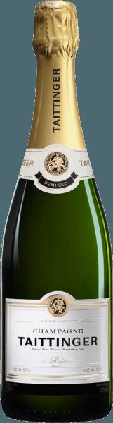 Champagner Demi Sec - Champagne Taittinger