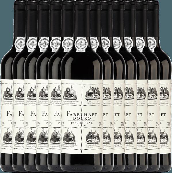 11+1 Paket Rotwein Fabelhaft Tinto DOC Douro 2015 Niepoort