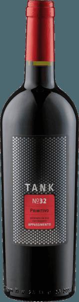TANK No 32 Primitivo Appassimento 2019 - Cantine Minini