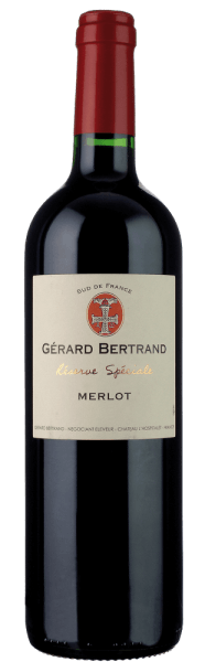 Réserve Spéciale Merlot 2018 - Gérard Bertrand
