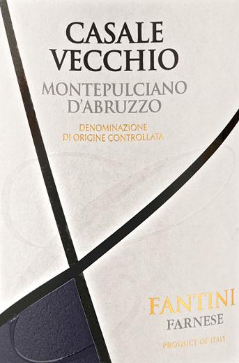 Casale Vecchio Montepulciano d 'Abruzzo z Farnese Vini je dobre štruktúrované, príjemne ovocné a elegantné červené víno z talianskeho vinárskeho regiónu DOCMontepulciano d' Abruzzo v Abruzzu. V pohári sa toto víno leskne v silnej rubínovej červenej s granátovou červenou farbou. Pretrvávajúcu kyticu nesú ovocno-intenzívne vône červeného ovocia (maliny a červené ríbezle), sušených sliviek, tónov amaretta a niektorých marcipánov - ovocnú arómu dopĺňajú ušľachtilé koreniny. Na poschodí okrem elegantnej ovocnej plnosti dominujú mäkké taniny, ktoré dokonale harmonizujú s vyváženou štruktúrou a celým telom. Vinifikácia Farnese Vini Casale Vecchio Po zbere hrozna sa kvasenie uskutočnilo pri nízkej teplote. Po malolaktickej fermentácii sa toto víno prenieslo do amerických dubových sudov a dozrievalo 6 mesiacov. Odporúčanie potravín pre Farnese Vini Casale Vecchio Vychutnajte si toto suché červené víno z Talianska so zrelým syrom alebo grilovaným mäsom. Ocenenia pre Farnese Vini Casale Vecchio Mundus Vini: Zlatá medaila za rok 2014 AWC Viedeň International Wine Challenge: Strieborná medaila za rok 2014